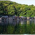 [京都|沉靜唯美的海之京都。伊根一日遊]
