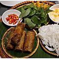 [越南自由行 河內 吃吃喝喝PART1。Essence Restaurant。Pho Gia Truyen牛肉河粉。Kem Caramen Duong Hoa甜點]