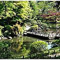 [東京 下町的異國風情。廣尾散策。有栖川宮紀念公園]