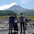 20170604 印尼日惹默拉皮火山Merapi Jeep Tour