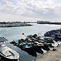 20200216 台灣漁港踏察筆記(2)高雄永安石斑魚的故鄉。永新漁港