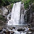 20150926 桃園北橫鐵立庫部落。水簾洞瀑布(幽靈瀑布步道)