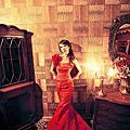 A-bin的婚紗