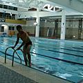 自我(游泳)訓練