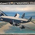 HELLER 1/72 EC-121