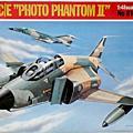 爛尾終結戰之1/48 F-4 幽靈系列 RF-4C