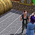 The Sims3火車屋