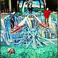 20120329 [新竹東區] 國賓飯店3D立體畫