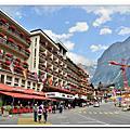 20130803 遊 Brienz 湖 抵達 Grindelwald