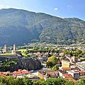 20130818 抵達 Bellinzona