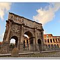20140708 羅馬三 聖天使堡、萬神殿、納沃納廣場