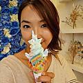 20171021 藍箱處 Blue Box - 分子冰淇淋雞蛋仔