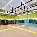 台中健身房推薦|Anytime fitness 台中公益旗艦店 24hr健身中心|平價、舒適無壓力的運動空間