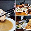 美村路平價美食|溢香美村傳統料理-提供美味台式料理,香濃麻油雞、自製油蔥麵線、鮮嫩白斬雞|勤美美食
