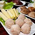台中鍋物推薦|玉潔清燉羊肉爐-清燉中藥湯頭,無腥羶味帶皮帶骨羊肉任你選,搭配多款特選蔬菜超推薦|大里美食