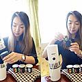 打造自己的行動咖啡館 flying plus 精品咖啡豆,隨時隨地享受單品咖啡,還有超熱門的咖啡綠茶喔!