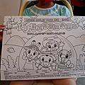 台中三井Outlet巧虎樂園免費入場,和桃樂比搭一起海洋尋寶趣,還可以把巧虎帶回家喔!!!|期間限定|親子景點