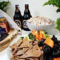 酉金鵝公益總店│必點無骨鵝肉飯便當肉量爆多,鵝胗、麻油豬肝、桂竹筍美味小菜好澎拜|台中鵝肉餐廳