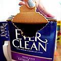 Ever Clean 藍鑽超凝結貓砂強效清香/低敏使用心得-貓砂界 LV低粉塵、凝結快、活性碳除臭|貓砂推薦