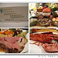 『台北食記』西華飯店B-one餐廳
