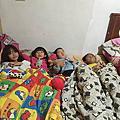 *2017.01.29-初二外婆家以及三姊弟來家作客宿