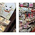 【日本】京都大阪五天四夜自由行Day3-京都人的廚房 錦市場