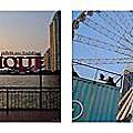 【泰國】曼谷五天四夜自由行Day3-曼谷Asiatique the Riverfront河濱碼頭夜市