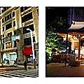 【日本】東京七天六夜自由行Day1~Day2-日本橋夜拍