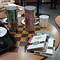 20080926星巴克宜蘭門市咖啡講座
