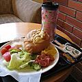 20090507傳藝星巴克套餐