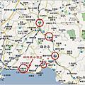 2009日本行地圖