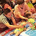 20121027麗嬰房爬行比賽