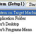建立Setup檔