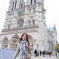 2012.11.9優雅雙城自由行(9)-恨與愛的巴黎聖母院