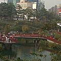 台中-秋紅谷公園