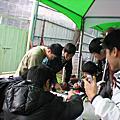 台大杜鵑花節-桌上遊戲社擺攤
