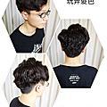 台北推薦燙髮  燙髮造型 離子燙  溫塑燙 熱塑燙 西門町推薦燙髮