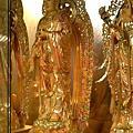 典藏手工木雕藝術品