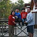 20090118湖畔花時間