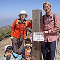 100411合歡山東峰踩線行