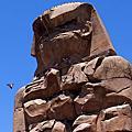2016埃及旅遊Day5-帝王谷曼儂巨像