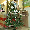 2010聖誕樹布置