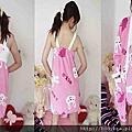 ★冬季吊帶袍+睡裙