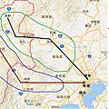 長野與松本兩大B級大都的旅遊概念