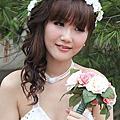 花精靈系列-花瓣髮、魚骨編側編捲髮