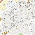 首爾自由行地圖