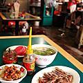 台南‧黑美人肉燥飯、魚丸湯