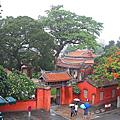 孔廟、府中街