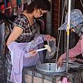 台南‧中西區 水仙宮市場 阿媽水桶手工大腸