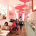 台南‧東區 彩虹雪雪花冰甜品屋